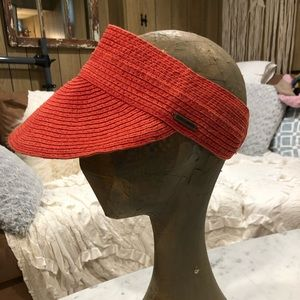 Billabong Orange-red Visor